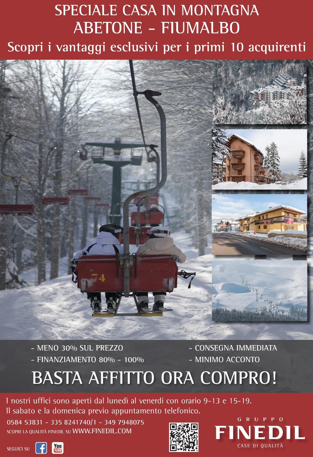 Speciale casa in montagna abetone e fiumalbo for Casa speciale