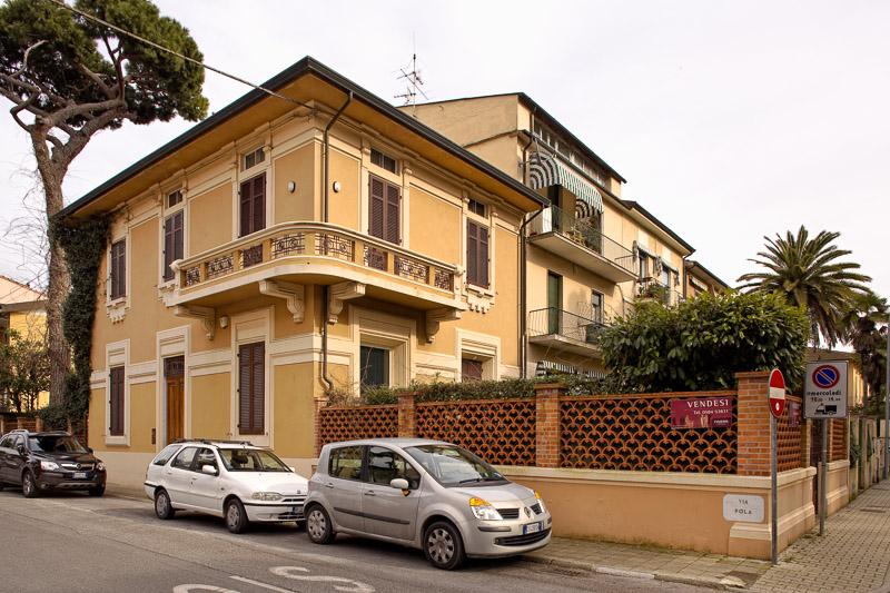 Quanto costa una casa a Viareggio