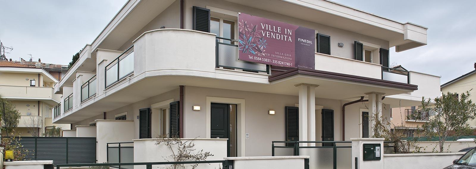 Villa gaia, villette a schiera viareggio, finiture di pregio ...